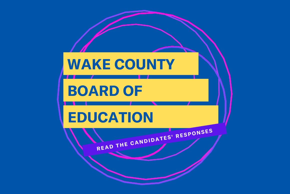 Wake Co. School Board Block