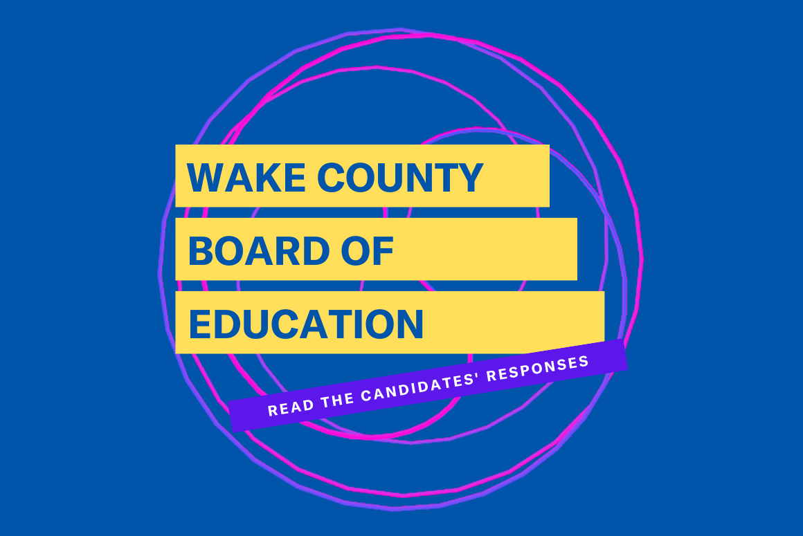 Wake Co. School Board Block