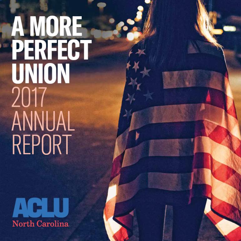 A More Perfect Union: 2017 Annual Report