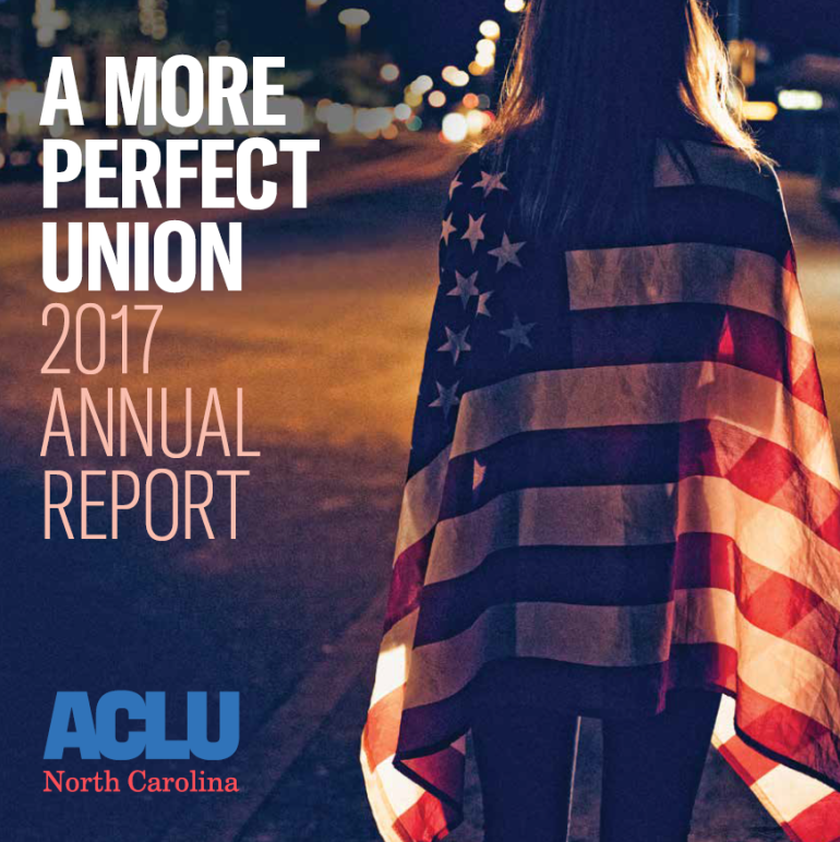A More Perfect Union: 2017 Annual Report