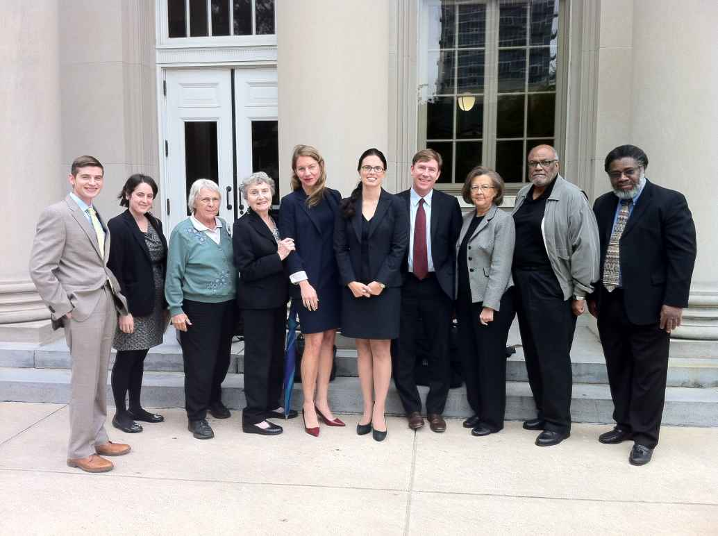 ACLU, North Carolina, voting, voter suppression, voter ID, early voting