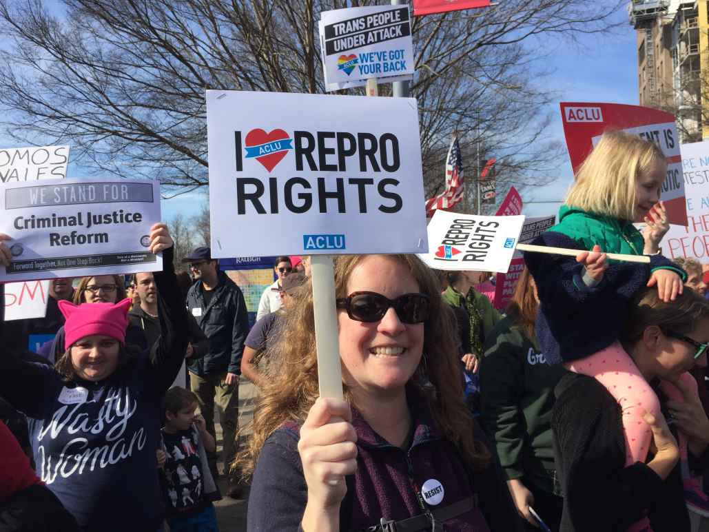 repro rights, aclu
