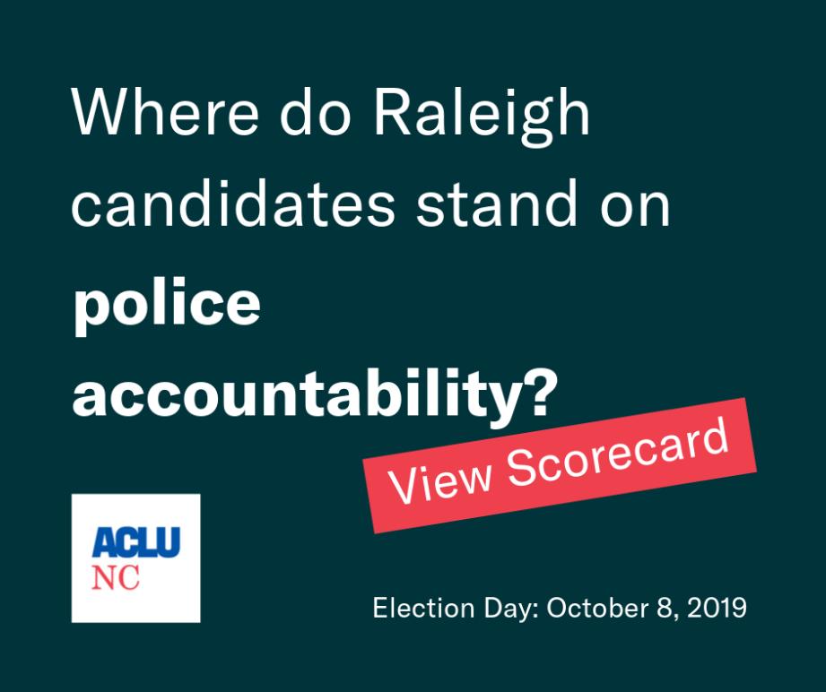 Candidate Scorecard